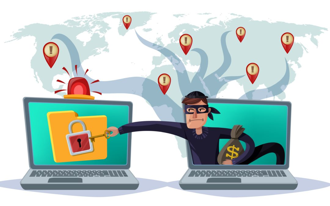 le cyber risque une realite pour les entreprises par thibault gond