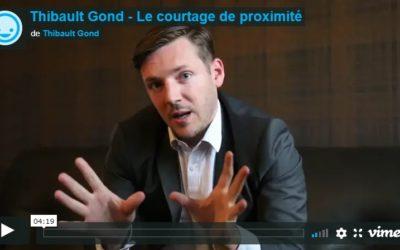Proximité, conformité, spécialité, conseil : le courtier en assurance par Thibault Gond